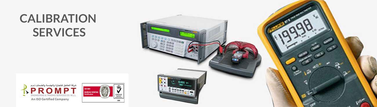 Prompt Calibration & Instrumentation